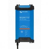 Chargeur de batterie au plomb et lithium-ion 24V 16A IP22 3 sorties Victron Blue Power