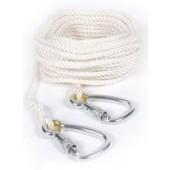 Commande corde toronnée polyamide 25 mètres