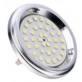Spot LED AR111 6W 12V blanc