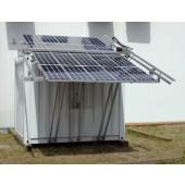 Conteneur solaire de refroidissement