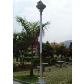 Lampadaire photovoltaïque Galia 650