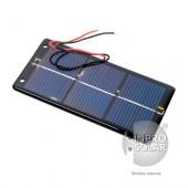 Panneau solaire 0.5A / 1.5V