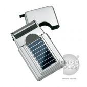 Rasoir solaire en métal