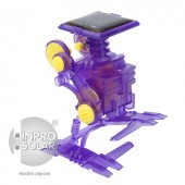 Mini-robot solaire