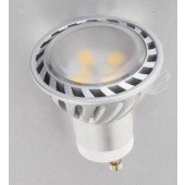 Spot LED dimmable GU10  4,5W 220V