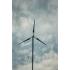 Kit mat haubané 24m pour éolienne Whisper 100/200