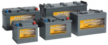 Batterie Intact Gel-Power 6v 180Ah V2