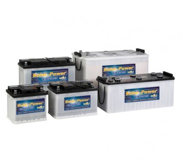Batterie Intact Solar-Power 12v 55Ah GUG