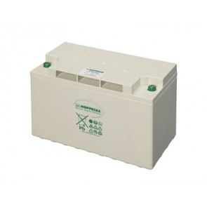 Batterie AGM - 12V 150Ah - Hoppecke Solar.Bloc - Batterie au plomb fermée