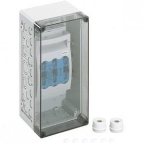 Boîtier pour interrupteur-sectionneur à fusible NH Aki-T 101