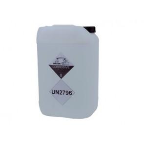 Liquide de batterie acide H2SO4 1,23 g/ml 30l Can