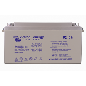 Batterie AGM Deep Cycle - 12V 165Ah Victron Energy - BAT412151080
