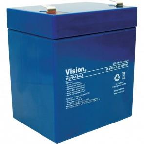 Batterie Vision LFP124.5 T - 12V 4.5Ah