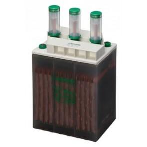 Batterie Hoppecke OPzS Bloc solar.power 130 - 12V 130Ah GUG