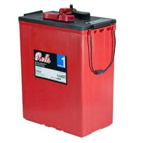 Batterie solaire Rolls Série 4500 2V 1000Ah(C20) 1408Ah(C100) - S-1400EX