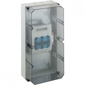 Boîtier pour interrupteur-sectionneur à fusible NH Aki-T 411