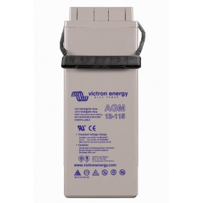 Batterie AGM Télécommunication - 12V 115Ah Victron Energy - BAT412105160