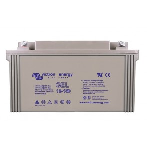 Batterie GEL Deep Cycle - 12V 130Ah Victron Energy - BAT412121100