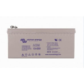 Batterie AGM Deep Cycle - 12V 220Ah Victron Energy - BAT412201080