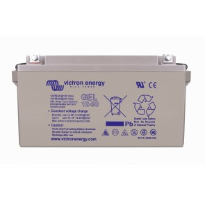 Batterie GEL Deep Cycle - 12V 90Ah Victron Energy - BAT412800100