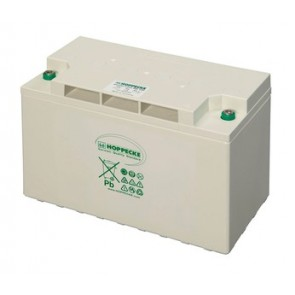 Batterie AGM 12V 130Ah - power.com Hoppecke