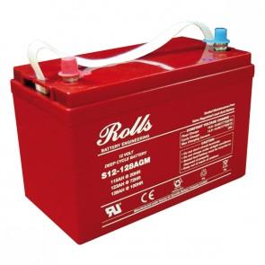 Batterie Rolls Série AGM 12V 128Ah(C100) - S12-128AGM