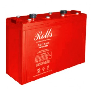 Batterie Rolls Série AGM 2V 1180Ah(C100) - S2-1180AGM