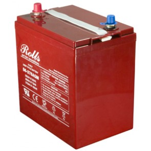 Batterie Rolls Série AGM 6V 275Ah(C100) - S6-275AGM