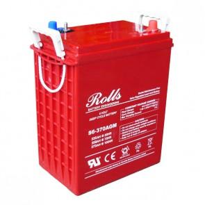 Batterie Rolls Série AGM 6V 370Ah(C100) - S6-370AGM