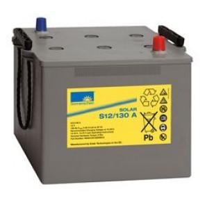 Batterie Sonnenschein GEL 12V 130Ah - S12-130A