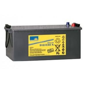 Batterie Sonnenschein GEL 12V 230Ah - S12-230A