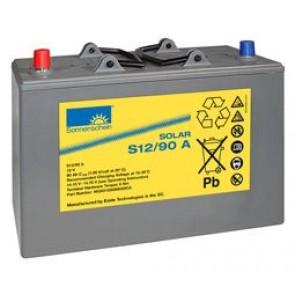 Batterie Sonnenschein GEL 12V 90Ah - S12-90A