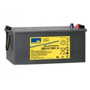 Batterie Sonnenschein Solar Block SB12/185A 12V 185Ah