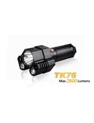 Fenix TK76 (2800 LUMENS + 8 piles CR123A)