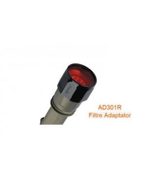 Filtre rouge AD301R LD/PD