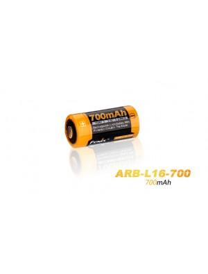 Pile rechargeable Fenix ARB-L16 (700 mAh pour PD22,PD25, E15 édition 2016)