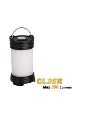 Lanterne led rechargeable Fenix CL25R (pile ARB-L2 - DARK BLACK)
