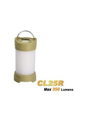 Lanterne led rechargeable Fenix CL25R (pile ARB-L2 - OLIVE GREEN)