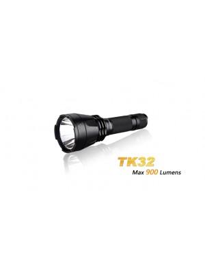 Fenix TK32 900 Lumens - 4 Couleurs + 2 piles CR123A