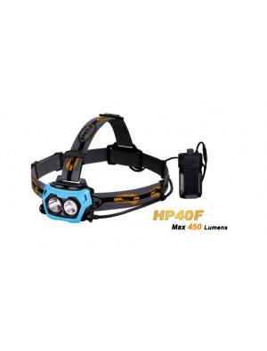 Fenix HP40F (450 Lumens - Lumière Bleu ou Blanche)