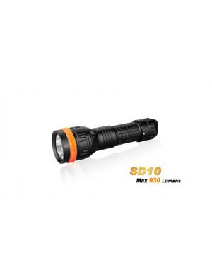 Lampe de plongée Fenix SD10 (930Lumens)
