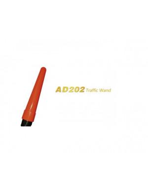 Cône orange AD202 (traffic wand) TK