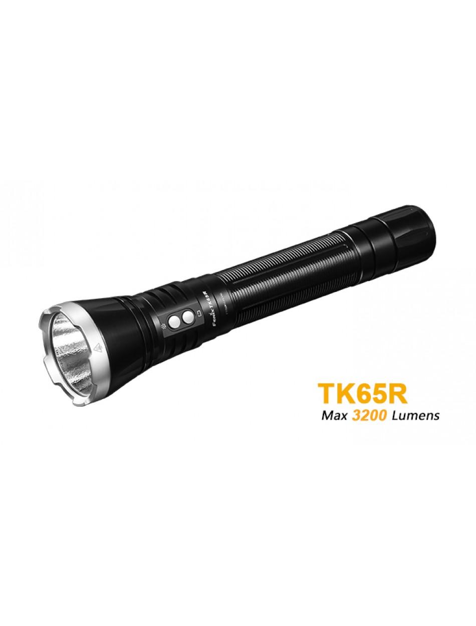 3200 Puissante Lampe Torche Tk65r Fenix Lumens Très Rechargeable vn8m0wNO