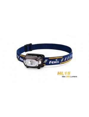 Fenix HL15 - spéciale joggeur (200 Lumens)