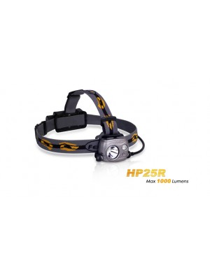 Fenix HP25R rechargeable (1000 Lumens + batterie incluse)