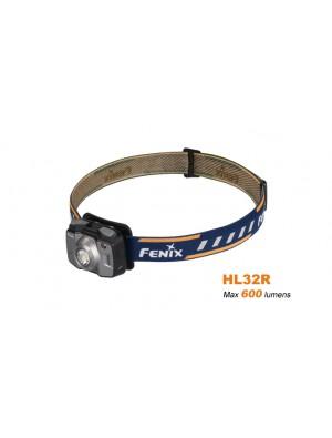 Fenix HL32R rechargeable - 600 lumens