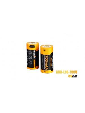Fenix ARB-L16-700U Batterie rechargeable USB Li-ion 16340