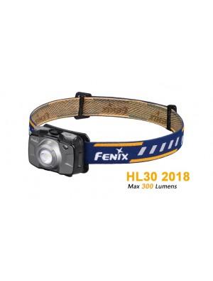 Fenix HL30 édition 2018 - 300 Lumens - piles incluses