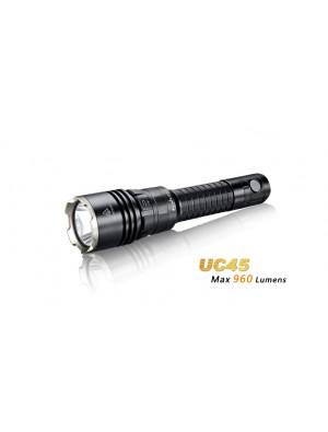 Fenix UC45 (960Lumens - USB rechargeable)