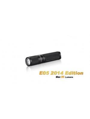 Fenix E05 édition 2014 (Couleur Noir)